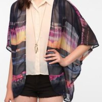 Staring at Stars Chiffon Cocoon Cardigan 