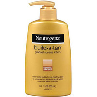 Walmart: Neutrogena Build a Tan Gradual Sunless Tanning Lotion, 6.7 fl oz