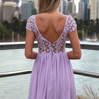 SPLENDED ANGEL DRESS , DRESSES, TOPS, BOTTOMS, JACKETS & JUMPERS, ACCESSORIES, 50% OFF , PRE ORDER, NEW ARRIVALS, PLAYSUIT, COLOUR, GIFT VOUCHER,,LACE,Purple,SHORT SLEEVE,MINI Australia, Queensland, Brisbane