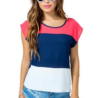 Color Pop Tee
