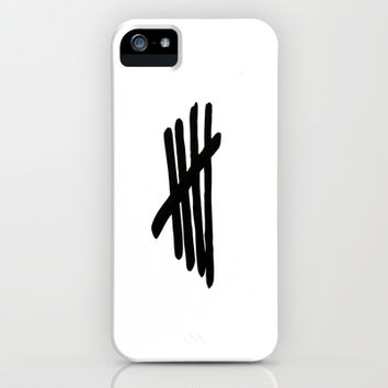 5 Seconds Of Summer iPhone & iPod Case by Jessica Rose
