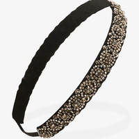 Sparkling Beaded Headband