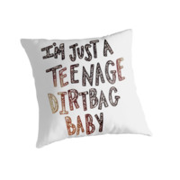 Teenage Dirtbag iPhone & iPod Cases