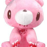 Atom Plastic Shop | 9-INCH GLOOMY PLUSH PINK WITH BLOOD