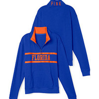 University of Florida Boyfriend Half Zip - PINK - Victoria's Secret