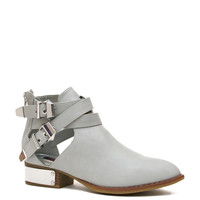 Oh My Ankle Boots - Grey