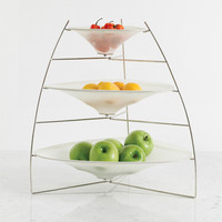 Chilewich - Three Tier RayTray RAY1-TRAY at 2Modern