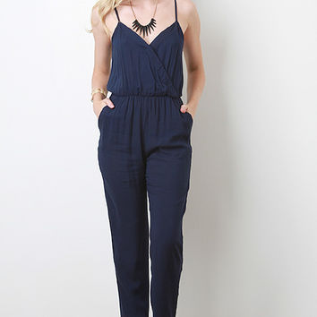 Simple Surplice Jumper