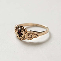 Antique Cinnamon Sunset Midi Ring