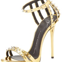 Giuseppe Zanotti Women's Studded Dress Sandal
