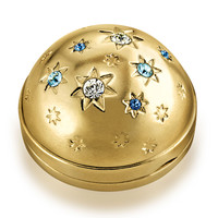 Limited Edition Twinkling Sky Tuberose Gardenia Solid Perfume Compact
