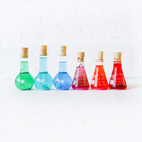 Mad Scientifical Chemistry Colorful Science by EarthSeaWarrior