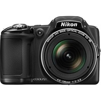 Nikon - Coolpix L830 16.0-Megapixel Digital Camera - Black
