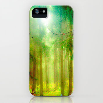 Fairy tale iPhone & iPod Case by Armine Nersisian