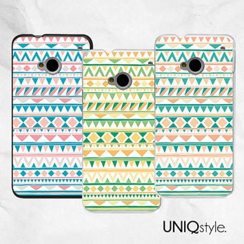 Aztec case tribal style for HTC One M7 case, HTC One M8 2014 case, Nokia lumia 520 case, Nokia lumia 920 case, Nokia lumia 1520 case  - C38