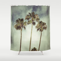 Tropic Storm Shower Curtain by RichCaspian | Society6
