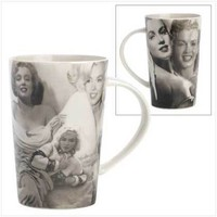 Marilyn Monroe Collage Mug  14350 - Mugs, Cups