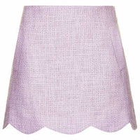 Betty Scallop Skirt