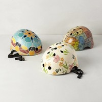 Handpainted Bike Helmet