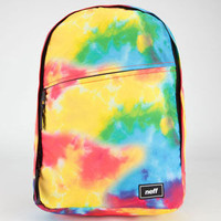 Neff Daily Tie Dye Backpack Rainbow One Size For Men 23712295101