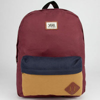 Vans Old Skool Ii Backpack Vineyard Wine One Size For Men 22919232001