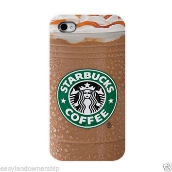 Starbucks logo coffee drink java Hip Cover Case For NEW iPhone 5 5s 5c 5C 4 4s