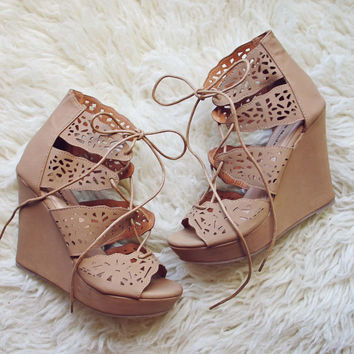 Willow   Fox Wedges