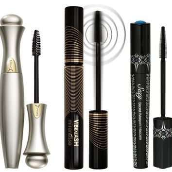 *SP Mascara Mania Secret Weapon Sexy Lash Trio - Only 100 Available - Mirenesse
