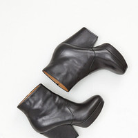 Totokaelo - Maison Martin Margiela Tall Ankle Wedge Boot - $1,060.00