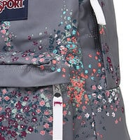 JanSport Super Break Floral School Backpack - Womens Backpack - Floral - One