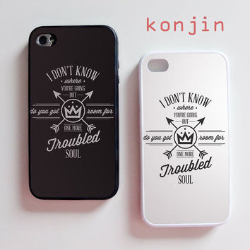 Personalised FOB song lyrics , Cases for iPhone 5/5s iPhone 4/4s iPhone 5c Samsung Galaxy S3 S4 S5