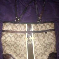 100% Authentic Coach Shoulder Bag