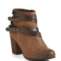 Women's BP. 'Train' Wrap Belted Bootie