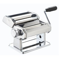 Kitchen Craft World of Flavours Italian Deluxe Double Cutter Pasta Machine
