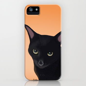 My lovely cat iPhone & iPod Case by BATKEI