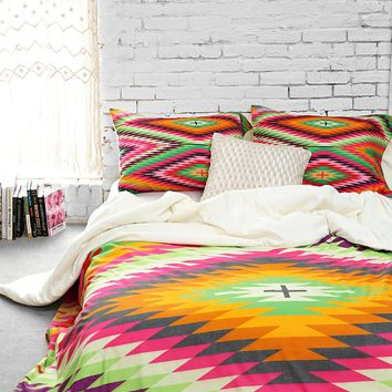 Holli Zollinger For DENY Kilimi Duvet Cover  Urban Outfitters
