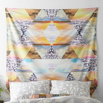 Magical Thinking Faceted Landscape Tapestry  Urban Outfitters