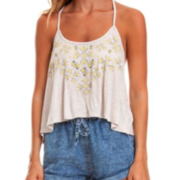 Desert Dusk Crop Top