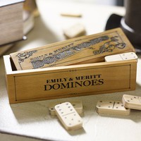 The Emily + Meritt Circus Dominoes