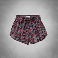 Mary Drapey Shorts