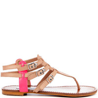 Steve Madden&#x27;s Multi-Color Saahti - Natural Multi