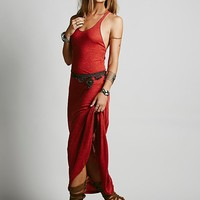 Free People Womens Boyfriend Maxi -