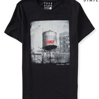 Free State Brooklyn Water Tower Graphic T