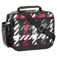 Gear-Up Red Houndstooth Cold Pack Lunch
