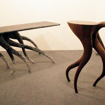 Octopus-Looking Tables