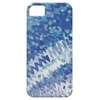 Abstract Art by Blossom iPhone 5/5S Cases