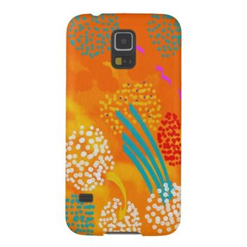 Abstract Art by Blossom Samsung Galaxy S5 Cases