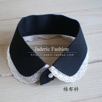 Free shipping wholesale  False collar /Lace collar /necktie/tie/ necklace jewelry-in Ties from Apparel  Accessories on Aliexpress.com