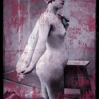 Her Grace 5x7  Another Tasteful Nude Altered Reproduction 5x7 Photo Print