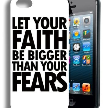 Faith Religious Christian Cute Inspirational Quote Iphone